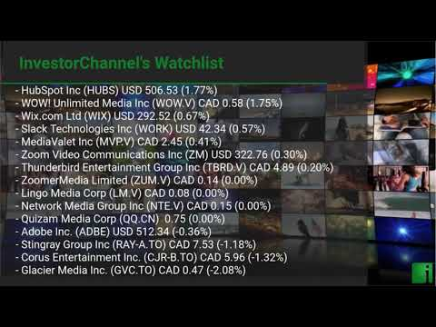 InvestorChannel's Media Watchlist Update for Wednesday, Ap ... Thumbnail