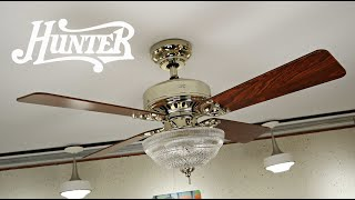 Hunter Bayport Ceiling Fan