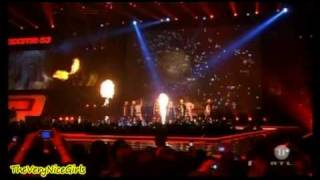 Cascada - Pyromania - live