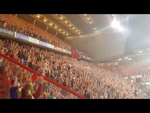 Afloop FC Twente - Sparta 2-1