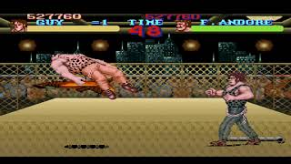 FINAL FIGHT GUY STAGE FULL GAME