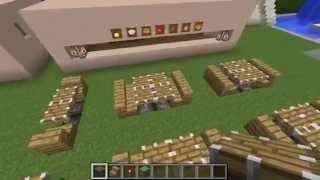 preview picture of video 'Ep. 13 - Construction suivie d'un parc d'attraction sur Minecraft'