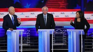 video: The moment Kamala Harris turned on Joe Biden, and sealed US vice-presidential nomination