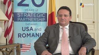 George Maior: Vizita preşedintelui Iohannis în SUA, una istorică