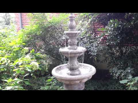 Better Homes and Gardens 3-Tier Water Fountain