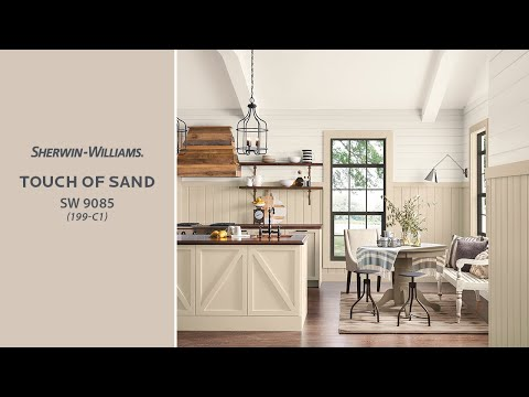 Sherwin-Williams: Цвет месяца июль 2020 - SW 9085 Touch of Sand