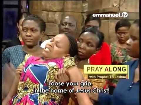 BATTLE BETWEEN DARKNESS AND LIGHT!!! Pray With TB Joshua