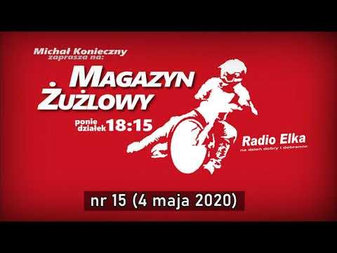 Wideo1: Magazyn Żużlowy 15/2020.05.04 | Rozmowa z Piotrem Rusieckim, prezesem Fogo Unii Leszno