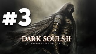 Dark Souls 2 PS4 #3 - Flexile Sentry BOSS GLITCHED!