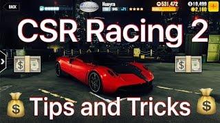 CSR Racing 2 Extensive Walkthrough, Tips and Tricks!