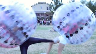 Insane Knockerball Party (Bubble Soccer)