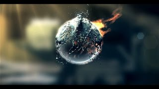 Fire & Water Splash Logo Intro #24 Sony Vegas Pro Template
