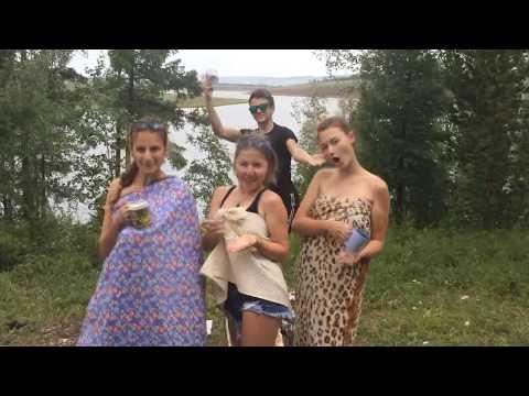 """Пародия на клип группы Унесенные ветром """"Kakao"""""""