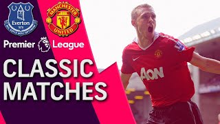 Everton v. Manchester United | PREMIER LEAGUE CLASSIC MATCH | 9/11/2010 | NBC Sports