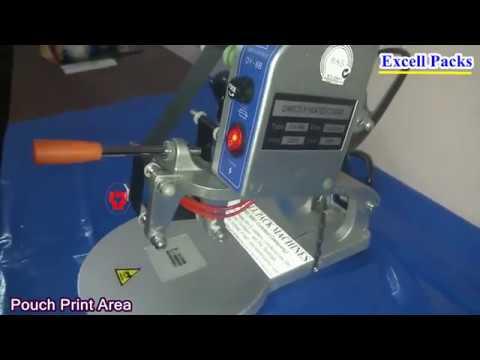 Manual Ribbon Batch Coding Machine