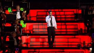 Robbie Williams - Do Nothin' Till You Hear from Me - Live at the Albert - HD
