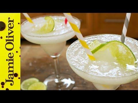 Video Jamie's Classic Cocktails | Frozen Margarita