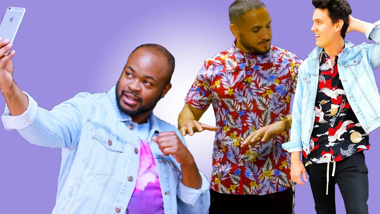 Men Tried Fashion Nova's New Menswear Line thumbnail