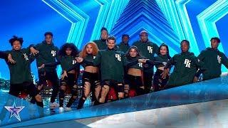 The BEST DANCE GROUP EVER SEEN in Spain's Got Talent!   Auditions 10   Spain's Got Talent Season 5