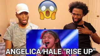 Angelica Hale: 9-Year-Old Singer Stuns the Crowd With Her Powerful Voice| REACTION