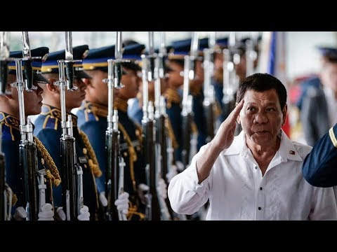 President Rodrigo Duterte's Blunt Talk