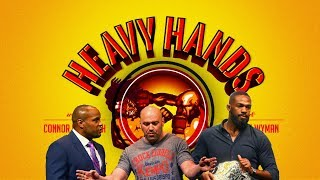 Cormier can compete, but can he beat Jon Jones? (Heavy Hands #169)