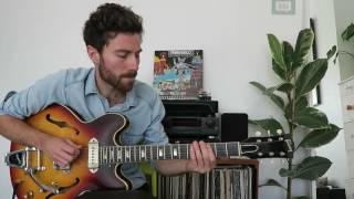 Standing On The Verge Of Getting It On - Funkadelic - Eddie Mulvey Guitar Cover