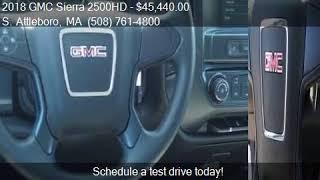2018 GMC Sierra 2500HD  for sale in S. Attleboro, MA 02703 a