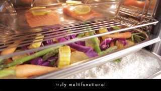 Combi Steam Oven - Smeg Series - Full