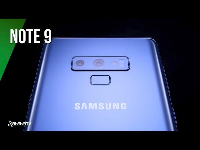 Samsung Galaxy Note 9: batería, nuevo S-Pen y TODO lo que sabemos antes de su presentación