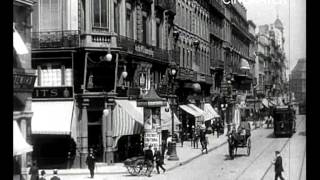 Visit Brussels of 1910 with Toto and her sister