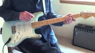Guitar Lesson: Nowhere Man (Beatles) Guitar Solo