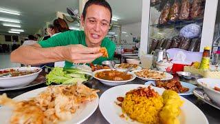 Street Food Phuket!! ULTIMATE CRISPY ROTI + Best Thai Food, Beaches, Attractions in Thailand!!