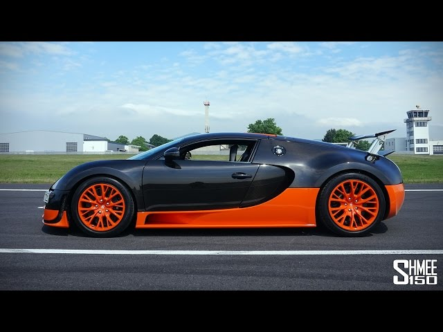 Bugatti Veyron 16 4 Super Sport World Record Edition Specs