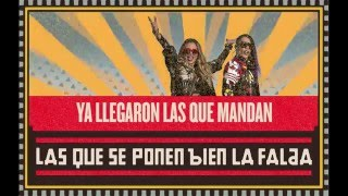 Las Que Se Ponen Bien la Falda (Audio) - Ivy Queen feat. Ivy Queen (Video)