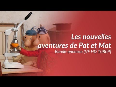 Les nouvelles aventures de Pat et Mat - Bande-annonce [VF HD 1080P]