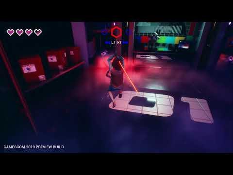 NYX Gamescom Gameplay de NYX: The Awakening