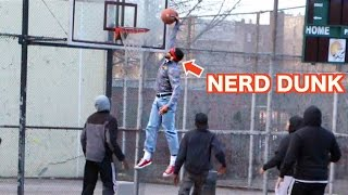 Download Youtube: Nerds Play Basketball In The Hood Like A Boss!