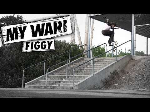 """preview image for My War: Justin """"Figgy"""" Figueroa"""