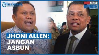 Gatot Nurmantyo Mengaku Diajak Gabung KLB Demokrat, Jhoni Allen Jangan Asbun