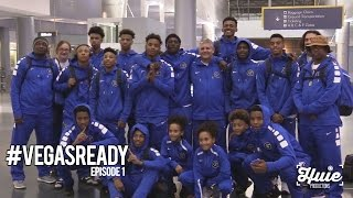 #VegasReady Episode 1 - Godby goes UNDEFEATED at 2016 Jerry Tarkanian Classic