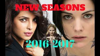 NEW Seasons TV Series 2016-2017 | NUOVE Stagioni delle SERIE TV più amate