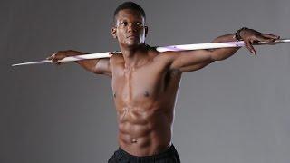 Javelin Throw / Training with / Keshorn Walcott