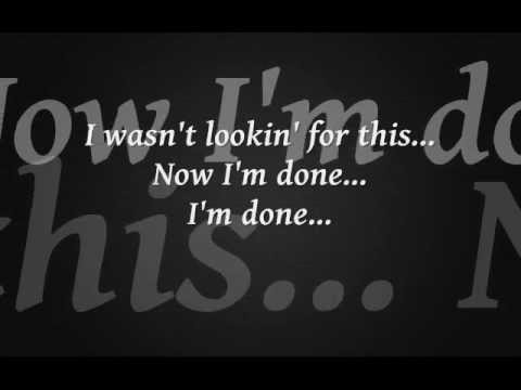 Pussycat Dolls - I'm done (Instrumental with Lyrics)