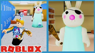 Playing A FAKE PIGGY GAME! - Roblox Bunny