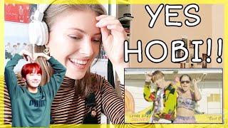 J Hope Chicken Noodle Soup (Feat. Becky G) MV REACTION