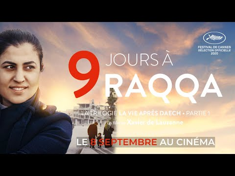 9 jours à Raqqa - bande-annonce L'Atelier Distribution