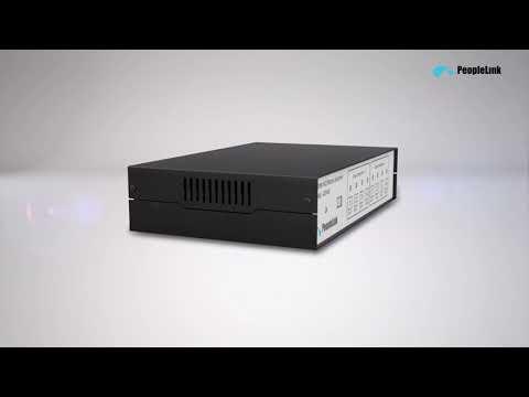 PeopleLink HDMI 4X2 Matrix Switcher