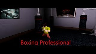 How to get Boxing Movset and Muscles   Da Hood Roblox