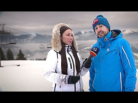 Lyžovačka v Mýto Ski & Fun  - © Zlavomat